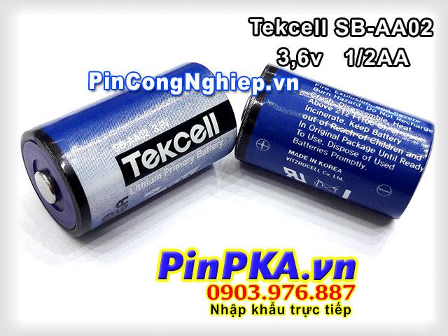 Tekcell SB-AA02 3,6V Lithium Battery